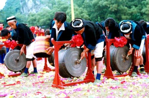 关于广西壮族的铜鼓舞,你要知道的