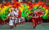 秧歌,载歌载舞的中国民间艺术
