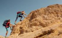 爬山四大误区损害健康 上山下山姿势都要对