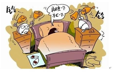 爱赖床有哪些危害?