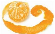 果皮也是治病良药 盘点七种水果皮的功效