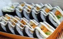六种常见寿司的家庭做法