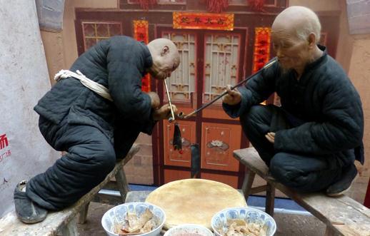 各地春节习俗——陕西