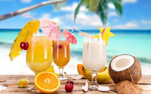 夏季饮料怎么选才喝得降