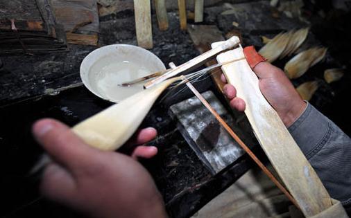 中国毛笔工艺鉴赏