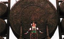 拉祜族的抢头巾风俗