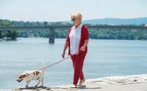 老年人散步要注意的四点原则