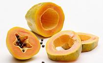吃木瓜丰胸是神话 吃木瓜能保护眼睛