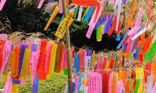 日本人七夕的风俗