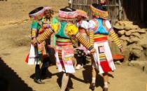 苗族风情文化