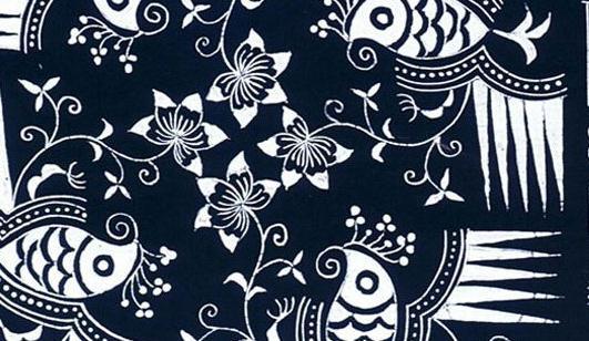 千年的手工艺-贵州苗族蜡染和刺绣