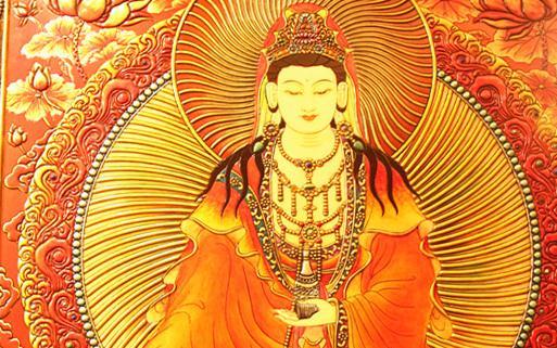 """唐卡:藏族的""""百科全书"""""""