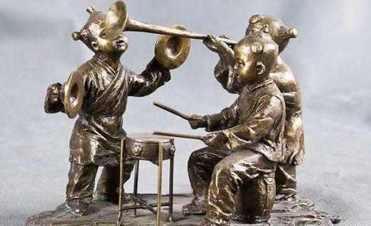 铜雕艺术的魅力