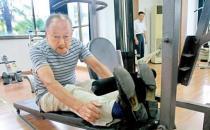 健身房健身的危险动作