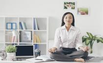 办公室瑜伽健身方法大全