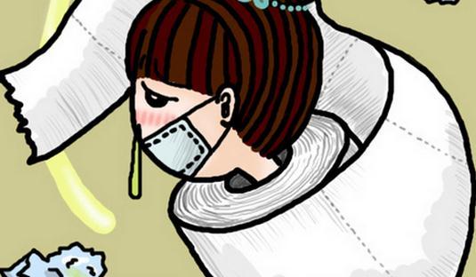 感冒鼻塞怎么办?如何预防流行性感冒?