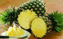 菠萝为什么要用盐水泡?盘点菠萝的营养价值
