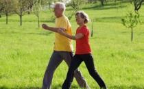 老年人健步走的要求