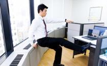 办公室锻炼瘦身方法推荐