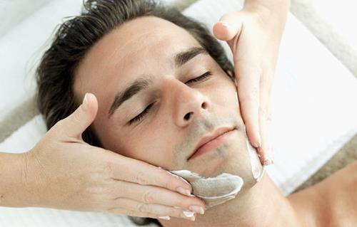 面部护理手法图解