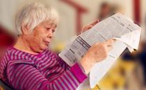 老人做家务可防心脏病