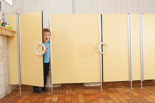 幼儿园内男女不分厕的注意事项