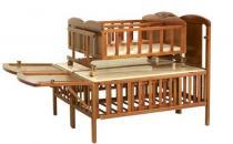 如何挑选婴儿摇床?婴儿摇床使用注意事项