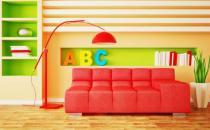 儿童沙发的尺寸选多少合适?