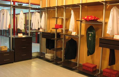 立柱式衣帽间如何保养与清洁?