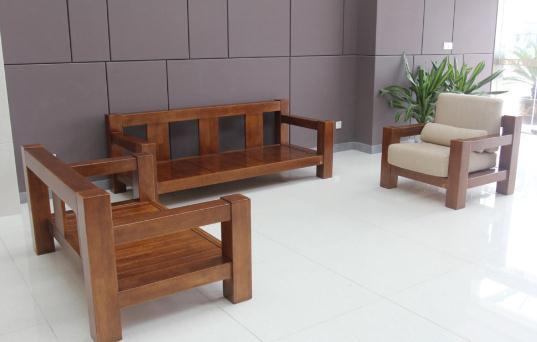 沙发木架结构图