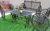 铁艺沙发的选购知识-铁艺沙发的保养与清洁