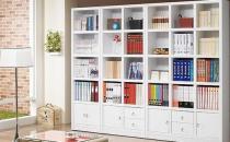 书柜的保养与清洁-单个书柜的选购知识