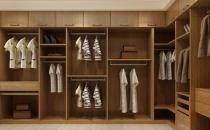 挂墙板式衣帽间如何保养和清洁?