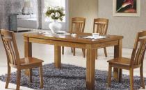 实木餐桌价格是多少?实木餐桌的简介
