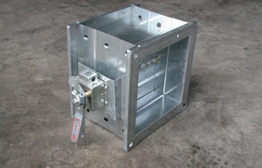 防火阀的规格与作用-防火阀的工作原理