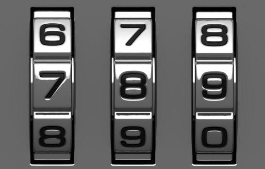 密码锁忘记密码怎么办?密码锁的原理