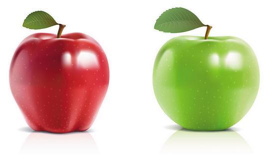 蔬菜简笔画图片带颜色
