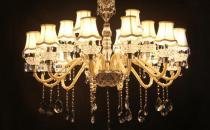 吊灯的安装方法-吊灯的清洁与保养