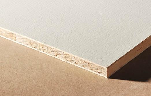 浸渍胶膜纸饰面人造板