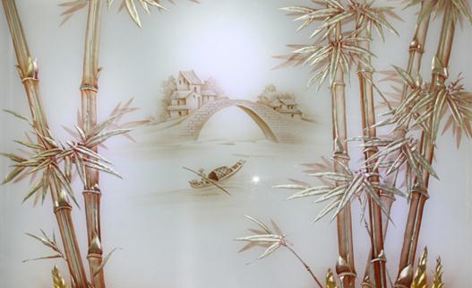 艺术玻璃如何选购?艺术玻璃如何保养?