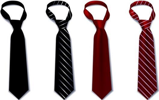 不同场合男人领带的打法介绍