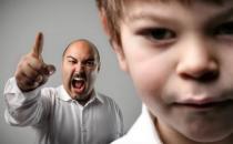 """家长不要和孩子说""""气话"""""""