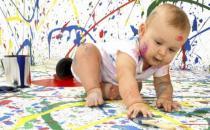 如何激发宝贝的涂鸦兴趣