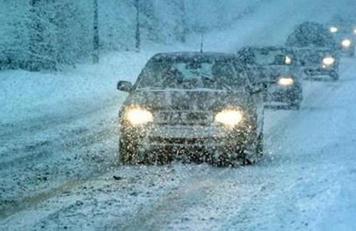 冬季行车20个安全注意事项