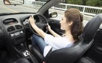 爱美女性开车 保健需做充足