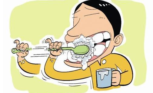儿童牙齿保健知识