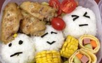 教你制作美味可爱便当 让孩子爱上吃饭