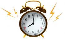 经常使用闹钟有害身体健康