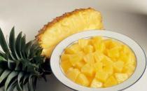 菠萝有什么营养价值?菠萝为什么要用盐水泡?