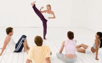 青少年健身要注意安全问题